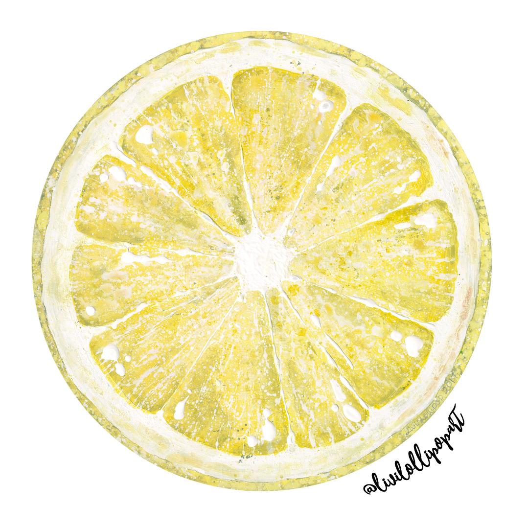 lemon new blog