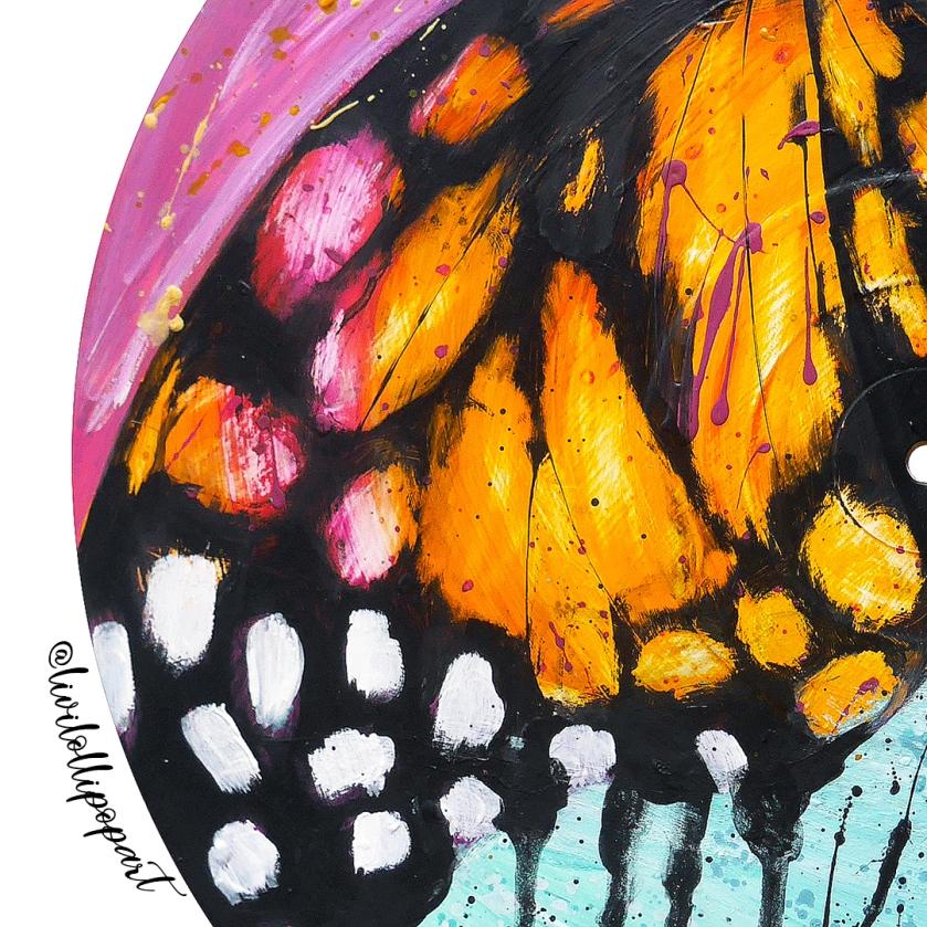 butterfly crop insta