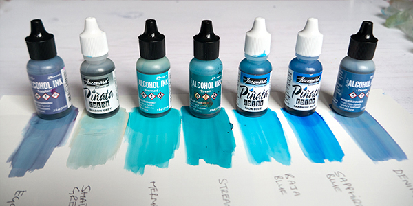blog alcohol ink workshop 6